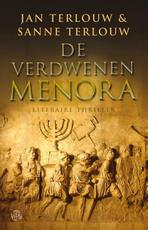 De verdwenen menora - Jan Terlouw, Sanne Terlouw (ISBN 9789491567162)