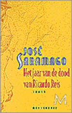 Het jaar van de dood van Ricardo Reis - Jose Saramago (ISBN 9789029056588)