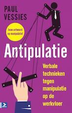 Antipulatie - Paul Vessies (ISBN 9789052619774)