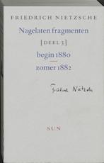Nagelaten fragmenten / 3 van begin 1880 tot zomer 1882