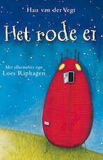 Het rode ei - Han Van Der Vegt (ISBN 9789025747572)