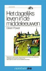 Dagelijks leven in de middeleeuwen