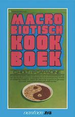 Macrobiotisch kookboek - Claire Holt (ISBN 9789031502493)