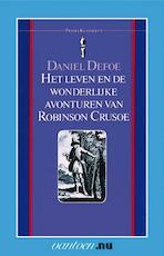 Het leven en de wonderlijke avonturen van Robinson Crusoe - Daniël Defoe (ISBN 9789031503841)
