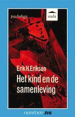 Kind en de samenleving - E.H. Erikson (ISBN 9789031507030)