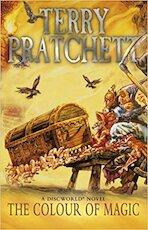 The Colour of Magic - Terry Pratchett (ISBN 9780552124751)