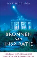 Bronnen van inspiratie - Jaap Hiddinga (ISBN 9789020204100)