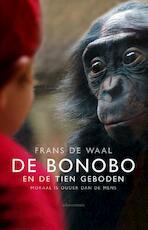 Bonobo en de tien geboden - Frans de Waal (ISBN 9789025438630)
