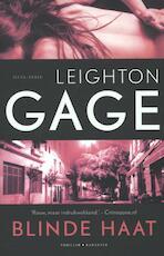 Blinde haat - Leighton Gage (ISBN 9789045202587)
