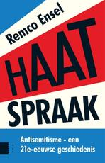 Haatspraak - Remco Ensel (ISBN 9789089647504)