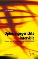 Oplossingsgerichte intervisie - Levie van Dam, Levi van Dam (ISBN 9789024418572)