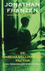 De onbehaaglijkheidsfactor - Jonathan Franzen (ISBN 9789044608984)