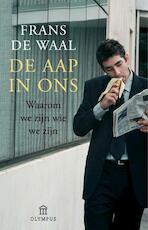 De aap in ons - Frans de Waal (ISBN 9789046703977)