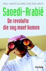 Saoedi-Arabie - Paul Aarts, Carolien Roelants (ISBN 9789046815076)