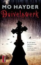 Duivelswerk - Mo Hayder (ISBN 9789021008790)