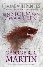 Een storm van zwaarden / 3B Bloed en goud - George R.R. Martin (ISBN 9789024563982)
