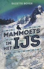 Mammoets in het ijs