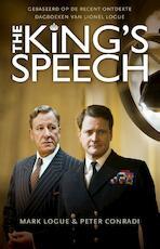 The King's Speech - Mark Logue (ISBN 9789088030109)