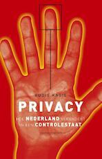 Privacy - Rudie Kagie (ISBN 9789025435738)