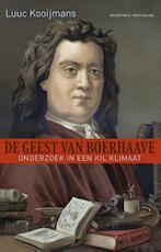 De geest van Boerhaave - Luuc Kooijmans (ISBN 9789035140790)