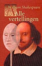 Alle vertellingen - W. Shakespeare (ISBN 9789025109370)