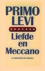 Liefde en meccano - Primo Levi, Reinier Speelman
