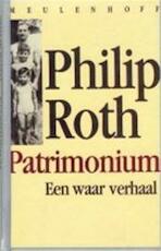 Patrimonium - Philip Roth (ISBN 9789029029957)