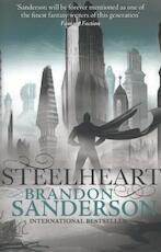 Steelheart - Brandon Sanderson (ISBN 9780575104044)