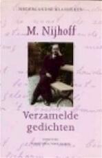 Verzamelde gedichten - M. Nijhoff, W.J. van den Akker (ISBN 9789035115057)