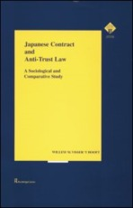 Japanese Contract and Anti-Trust Law