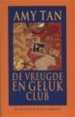 De Vreugde en Gelukclub - Amy Tan, Heleen ten Holt (ISBN 9789035117129)