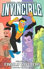 Invincible - Robert Kirkman (ISBN 9781582407111)