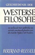 Geschiedenis der westerse filosofie