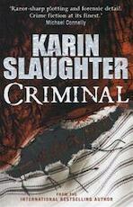 Criminal - Karin Slaughter (ISBN 9781846057977)