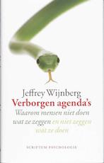Verborgen agenda's - Jeffrey Wijnberg (ISBN 9789055945603)