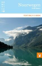 Noorwegen - Fred Geers (ISBN 9789025763091)