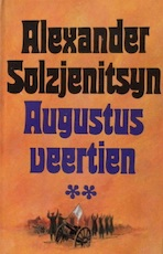 Augustus Veertien 2 - Alexander Solzjenitsyn (ISBN 900225316x)