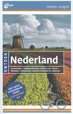 Ontdek Nederland - Reinhard Tiburtzy (ISBN 9789018040062)