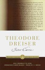 Sister Carrie - Theodore Dreiser (ISBN 9780375753213)