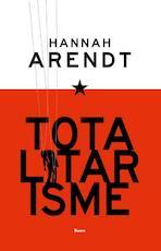 Totalitarisme - Hannah Arendt (ISBN 9789024408825)