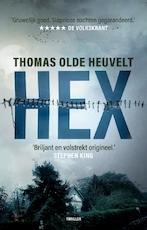 Hex - Thomas Olde Heuvelt (ISBN 9789024578764)