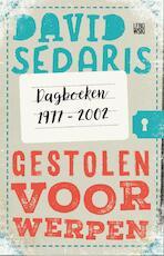 Gestolen voorwerpen - David Sedaris (ISBN 9789048832064)