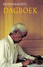 Dagboek - Jiddu Krishnamurti (ISBN 9789062711383)