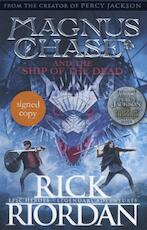Magnus Chase 03 and the Ship of the Dead - Rick Riordan (ISBN 9780141342597)