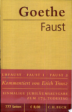 Faust - Johann Wolfgang Von Goethe (ISBN 9783406552502)