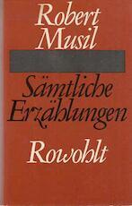 Sämtliche Erzählungen - Robert Musil (ISBN 9783498092733)