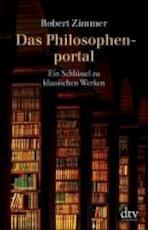 Das Philosophenportal - Robert Zimmer (ISBN 9783423341189)