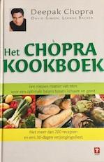 Het Chopra-kookboek - Deepak Chopra, David Simon, Leanne Backer