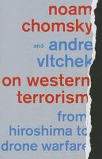 On Western Terrorism - Noam Chomsky (ISBN 9780745333878)
