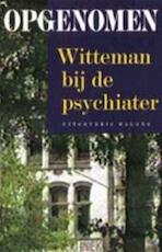 Opgenomen - Paul Witteman (ISBN 9789050182942)